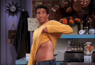 Friends Ross